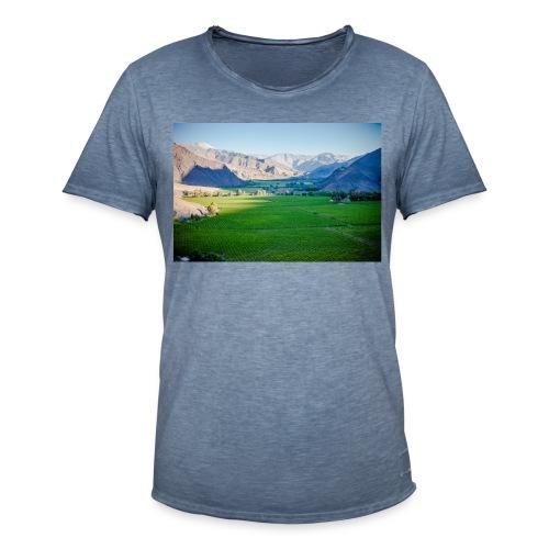 Valle de copiapo sernatur DST49 1 - Camiseta vintage hombre
