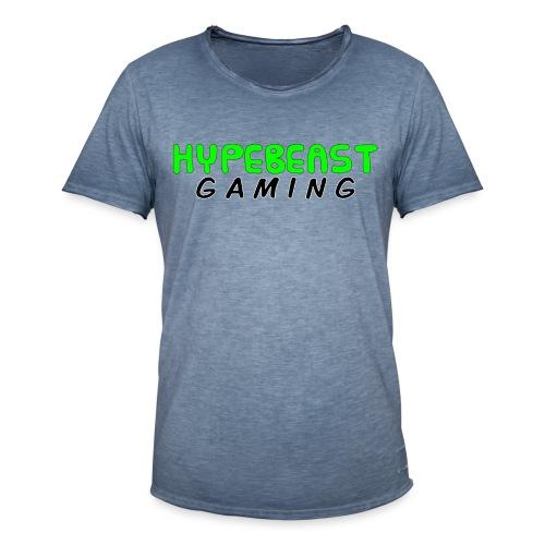 Hypebeast Texy - Men's Vintage T-Shirt