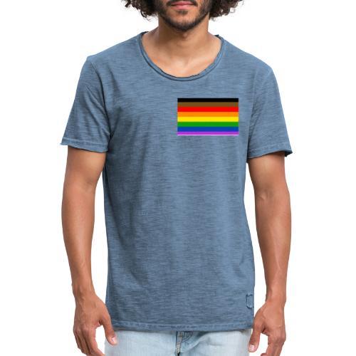 the parky lgbt shirt - T-shirt vintage Homme