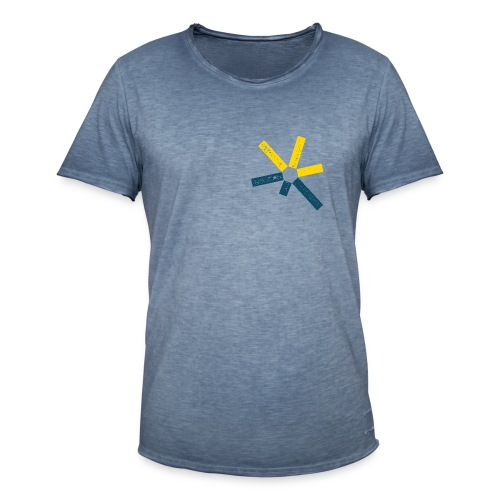 EDF - Männer Vintage T-Shirt