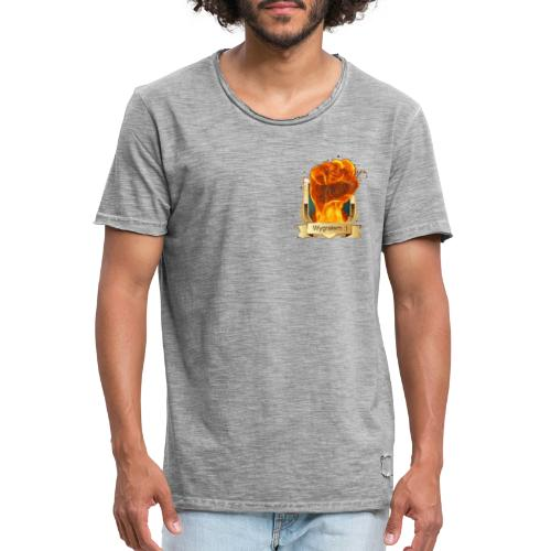 Zrobiłem to - Koszulka męska vintage