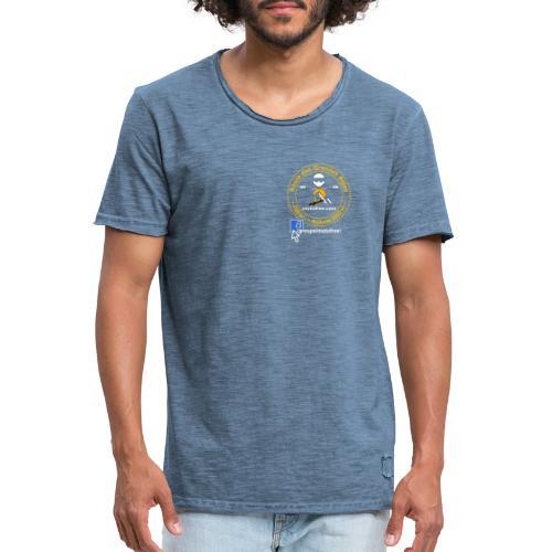 COMBO3 - T-shirt vintage Homme