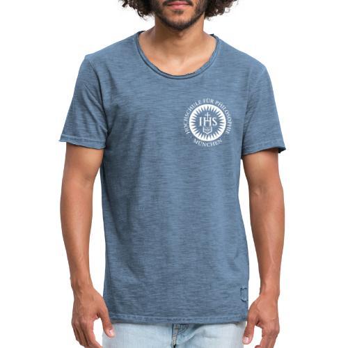 Siegel HFPH - Männer Vintage T-Shirt