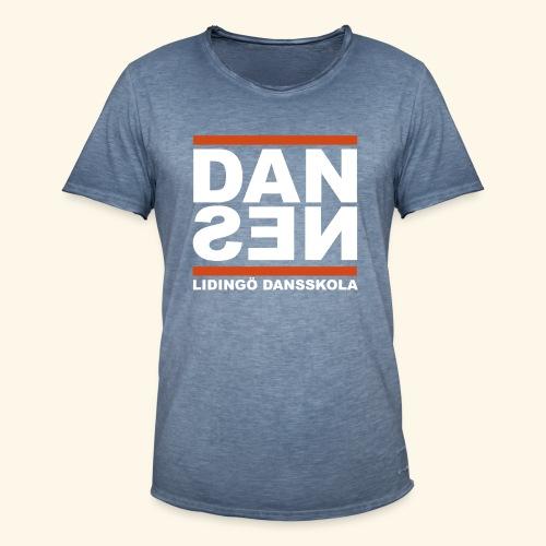 Dan Sen - Vintage-T-shirt herr