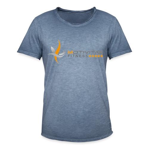 full - Männer Vintage T-Shirt