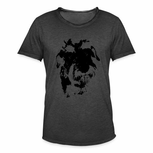 MACHIN <3 - Camiseta vintage hombre