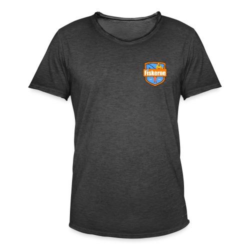 Fiskerne - Herre vintage T-shirt