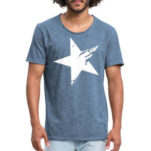Erfolgshirts Allstars Fame Design - Männer Vintage T-Shirt
