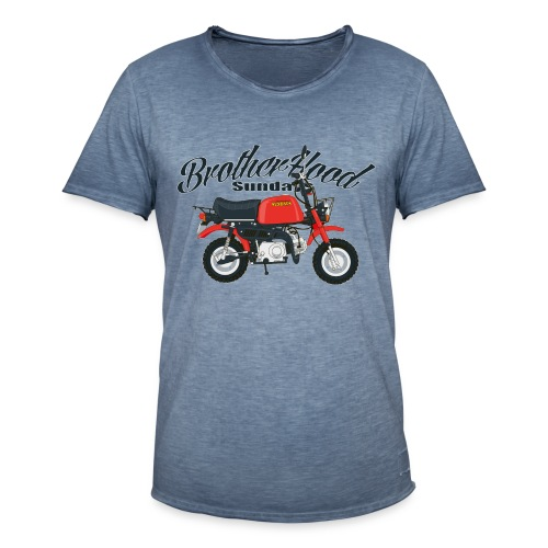 gorilla - T-shirt vintage Homme
