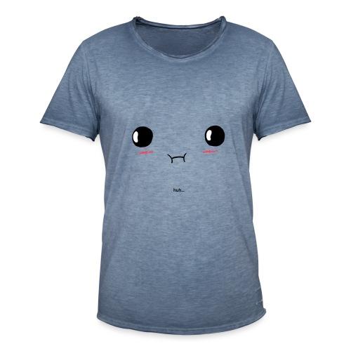 Shy Shirt - neutral - T-shirt vintage Homme