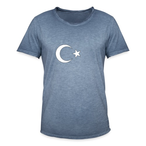 Turquie - T-shirt vintage Homme