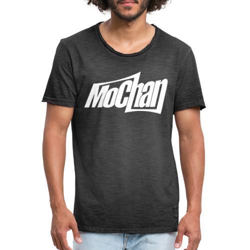 MoChan Logo Persp - Men's Vintage T-Shirt