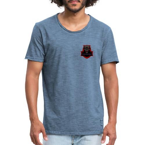 LpmitSamynam Logo - Männer Vintage T-Shirt
