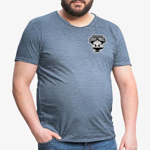 ucf SW - Männer Vintage T-Shirt