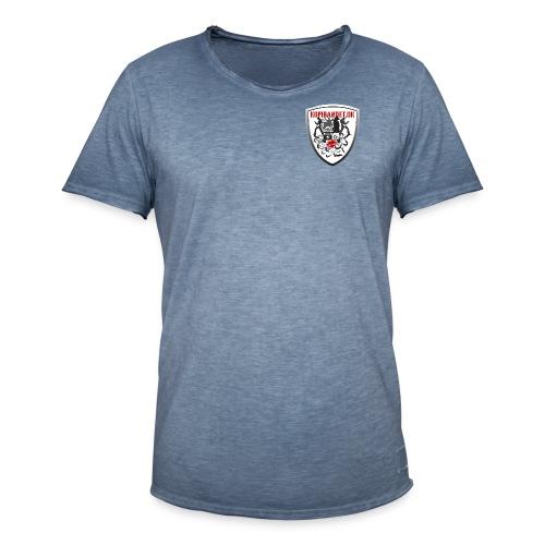 KopiBandet.DK Logo - Herre vintage T-shirt