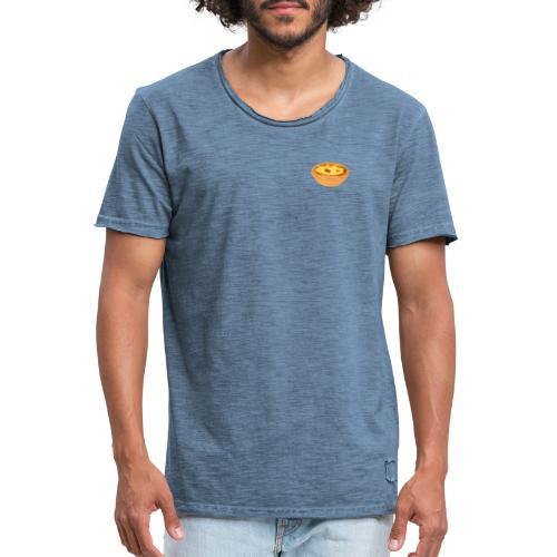 Pasteis Pur - Männer Vintage T-Shirt