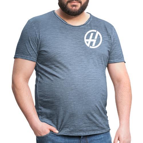 H Heroes - Camiseta vintage hombre