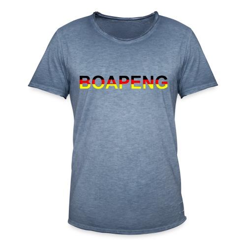 Boapeng - Männer Vintage T-Shirt