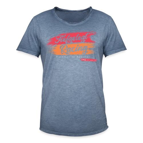Racing No.1 - Männer Vintage T-Shirt