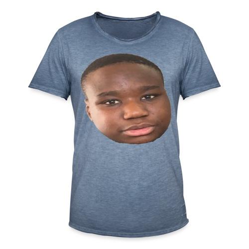 Flance - T-shirt vintage Homme
