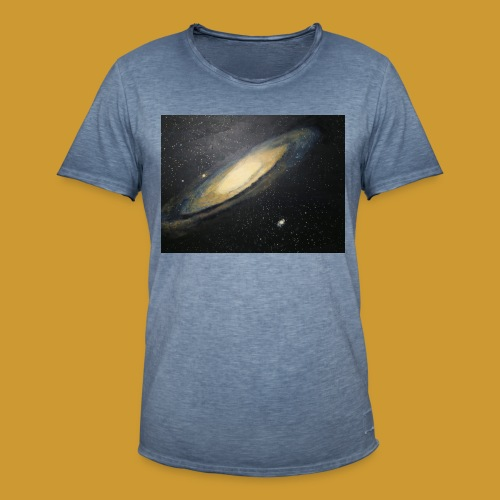 Andromeda - Mark Noble Art - Men's Vintage T-Shirt