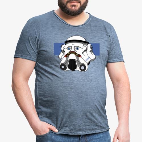 The Look of Concern - Men's Vintage T-Shirt