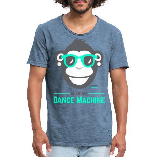 Official Dance Machine - Männer Vintage T-Shirt