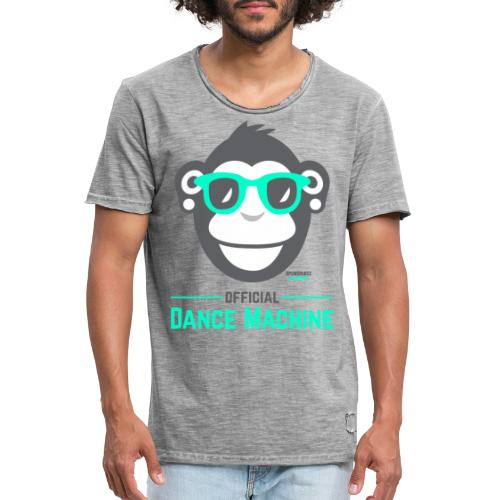 Official Dance Machine - Männer Vintage T-Shirt