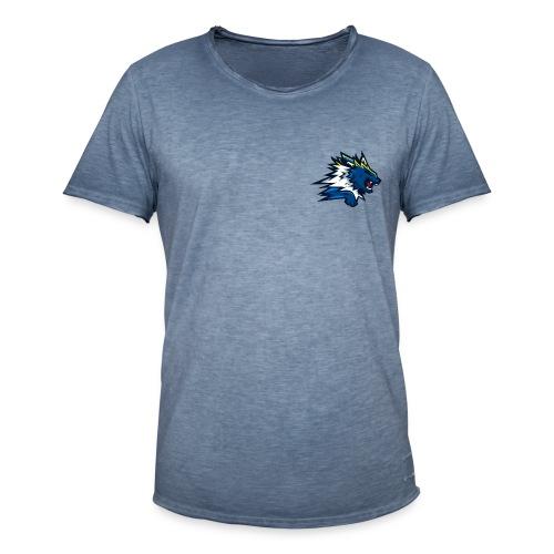 FortN!ke Logo - Männer Vintage T-Shirt