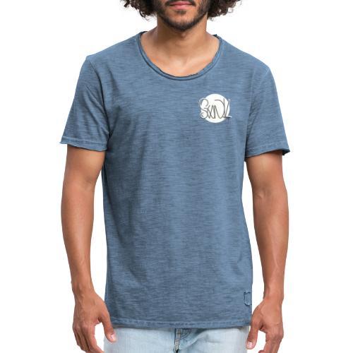 StaNk - Camiseta vintage hombre