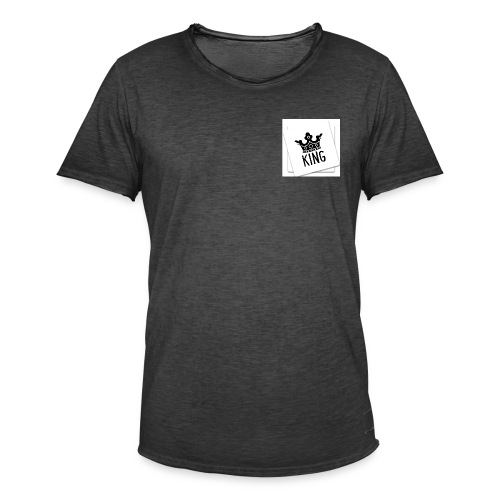 The Kings Throne Launch - Men's Vintage T-Shirt