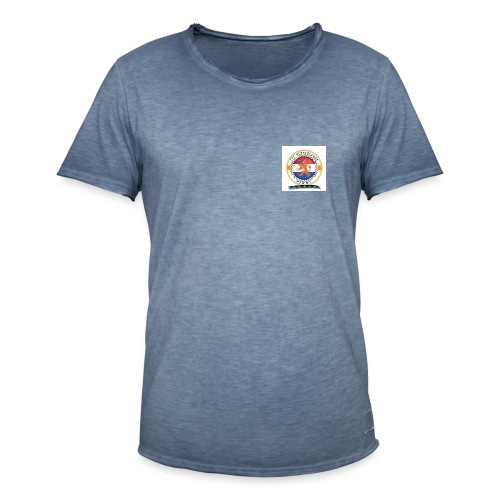 RF - Mannen Vintage T-shirt