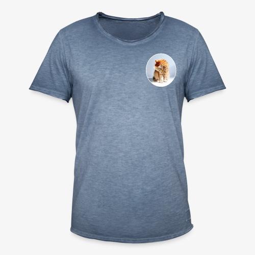 Kitten - Men's Vintage T-Shirt