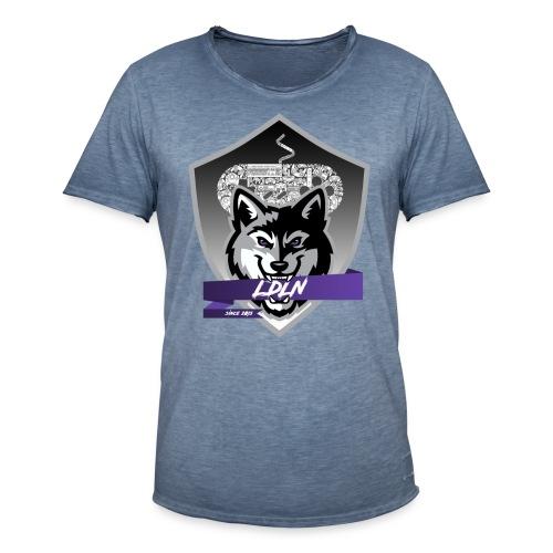 Le logo de la Légion de la Nuit - T-shirt vintage Homme
