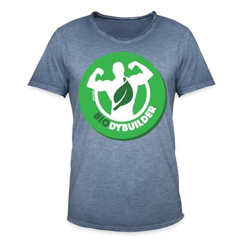 BioDYBUILDER - T-shirt vintage Homme