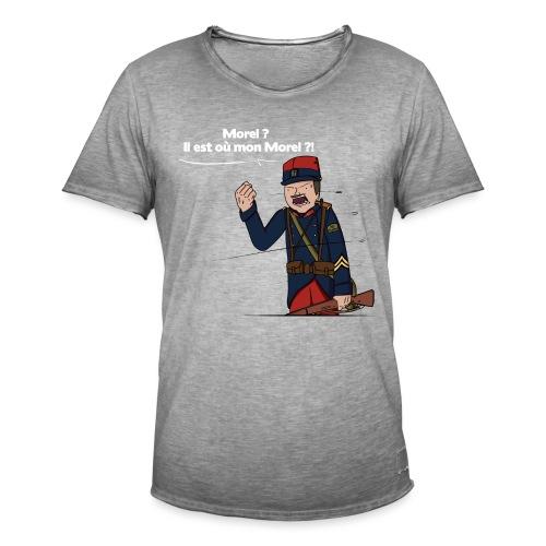 Sgt.Flantier 1914 - T-shirt vintage Homme
