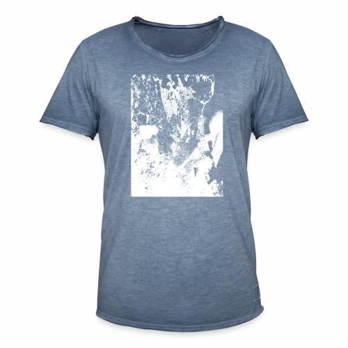 Life Textures #1 - Men's Vintage T-Shirt