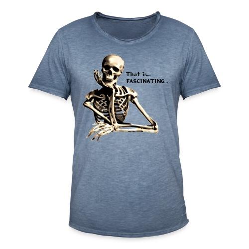 That Is Fascinating - Men's Vintage T-Shirt