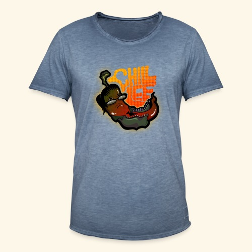 CHILL LEE - Men's Vintage T-Shirt