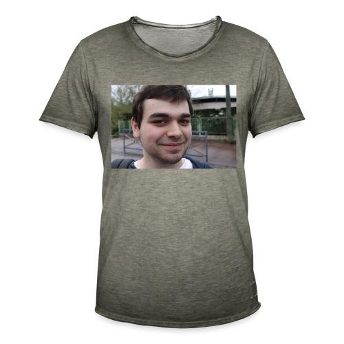 ilébo - Men's Vintage T-Shirt