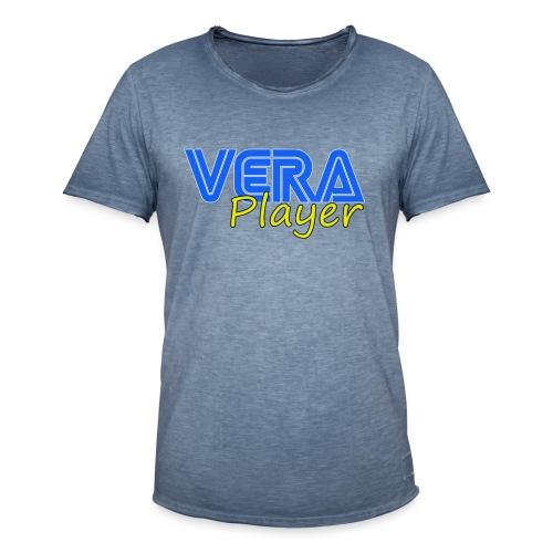 Vera player shop - Camiseta vintage hombre