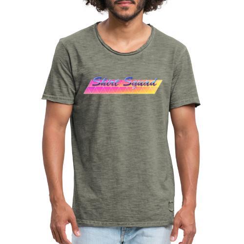 80's Shirt Squad - Men's Vintage T-Shirt