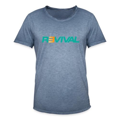 revival - Men's Vintage T-Shirt