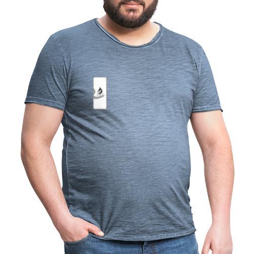 besancon25 logo NET - T-shirt vintage Homme