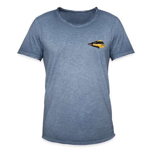 High Speed Train - Men's Vintage T-Shirt