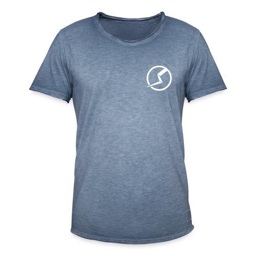 transparent - Männer Vintage T-Shirt