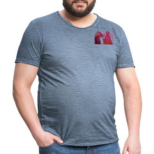 besteFreundinnen1 - Männer Vintage T-Shirt