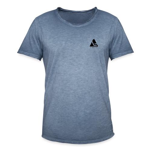 STILLHART - Männer Vintage T-Shirt