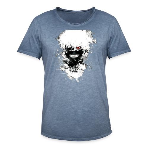 Tokyo Ghoul Kaneki - Men's Vintage T-Shirt