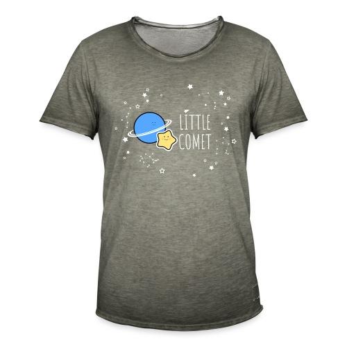 Little Comet - Miesten vintage t-paita